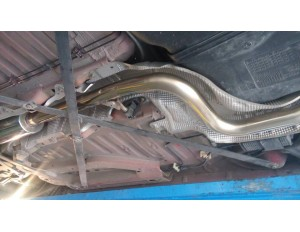 Εξάτμιση PEUGEOT 207-CITROEN DS3 EXHAUST SYSTEM